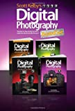 Scott Kelbys Digital Photography Boxed Set, Parts 1, 2, 3, and 4