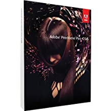 Adobe Retail Premiere Pro CS6  Win - 1 User