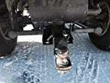 2015 Kawasaki MULE 600/610 Rear Receiver Hitch By EMP 12758
