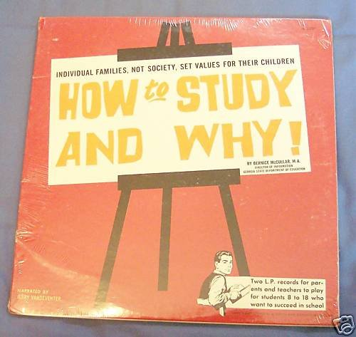 How to Study and