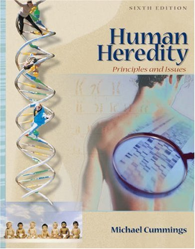 Human Heredity: Principles and Issues (with InfoTrac)