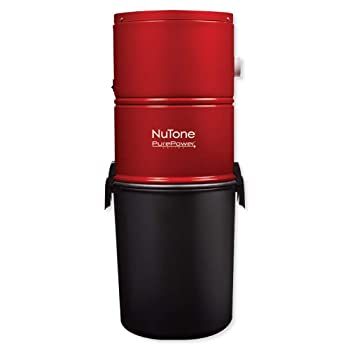 Nutone Pure Power 5501 500 Air Watts Central Vacuum System