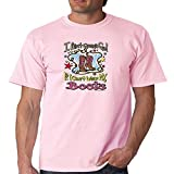 Sassy Chicks Tshirt Wear My Boots Tee (Light Pink, 2XL)