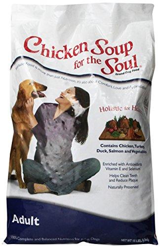 Chicken Soup Soul Adult 15lb