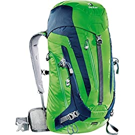Deuter ACT Trail 30 Hiking Backpack, Spring/Midnight, 30-Liter