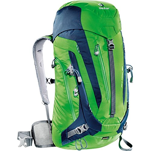 Deuter ACT Trail 30 Hiking Backpack, Spring/Midnight, One by Deuter