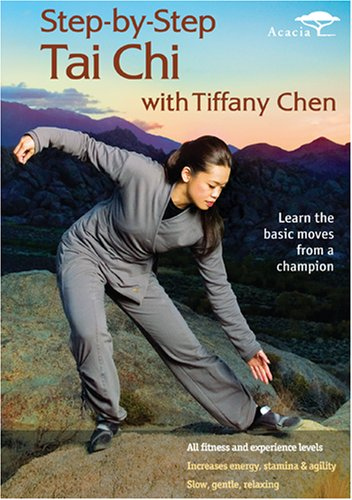 Step by Step Tai Chi with Tiffany - Discount Tiffanys
