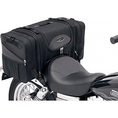 - Saddlemen 3516-0036 Deluxe Cruiser Tail Bag