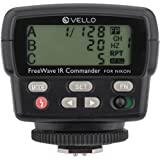 Vello FWIRC-N FreeWave IR TTL Flash Commander for Nikon