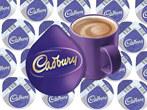 Tassimo Cadbury Hot Chocolate 25 T Disc 25 Drinks Sold Loose