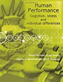 img - for Human Performance: Cognition, Stress and Individual Differences book / textbook / text book