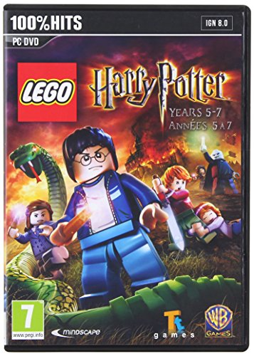 Lego Harry Potter: Years 5-7 - Lego Potter Harry Games