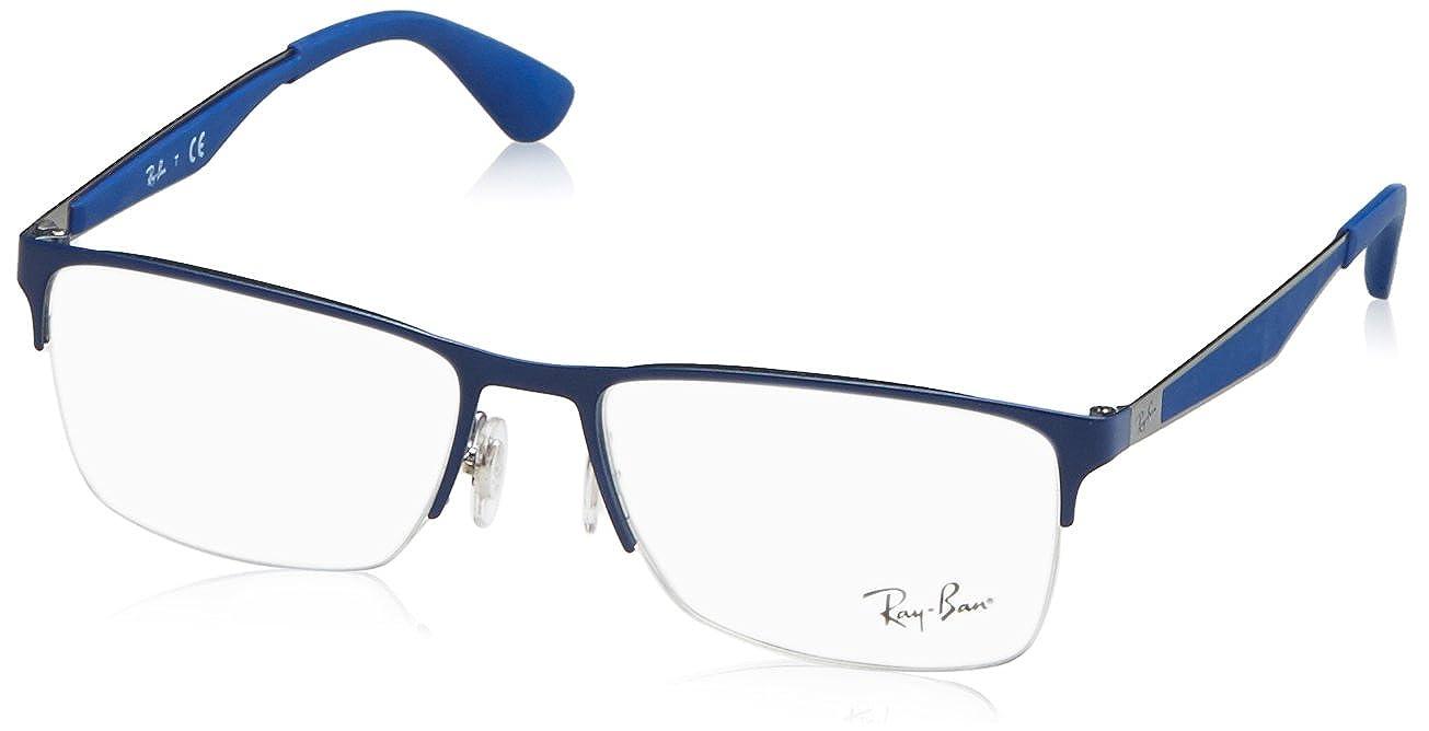 Ray-Ban Men's RX6335 Eyeglasses LUXOTTICA