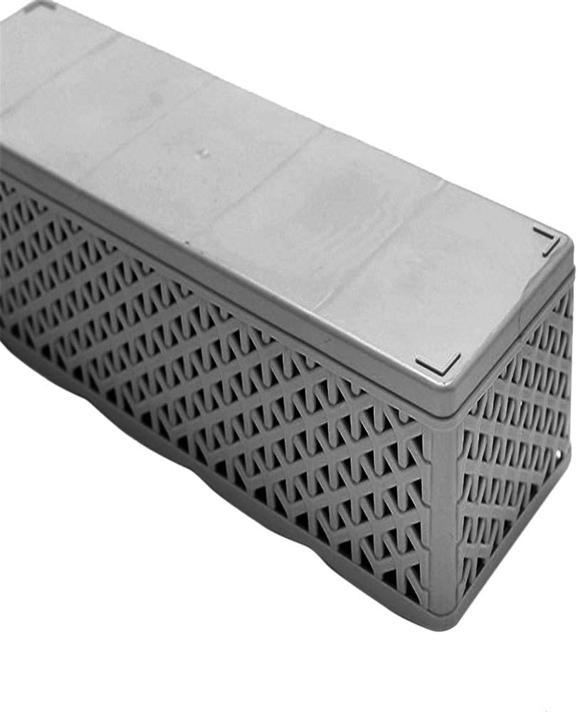 Auiyut Zubeh/ör Multifunktionale Aufbewahrung Utensil Kombin Aufbewahrungsboxen//Vorratsglas//Regalk/örbe//Kofferorganizer//Fr/üchtekorb//W/äschek/örbe//Lagerregal f/ür K/ühlschrank Kosmetische Socken Schmuck