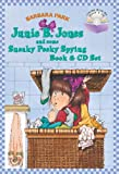 Junie B. Jones and Some Sneaky Peeky Spying Book & CD Set (A Stepping Stone Book(TM))