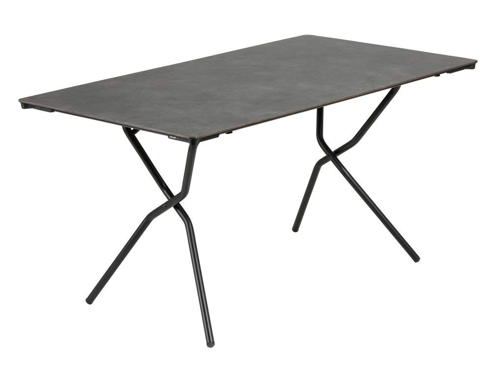 139 x 79 cm LFM2716-8232 Protection intempéries Lafuma Table ...