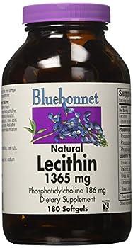 BlueBonnet Lecithin Supplement, 180 Count