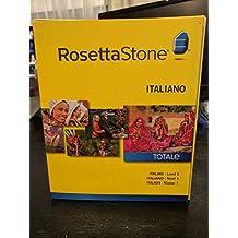 Rosetta Stone Italian v4 Level 1