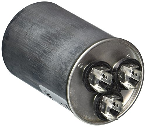 Protech 662766275322 35/3/370 Dual Round Capacitor