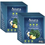 Amara Baby Food, Kale Potato, Healthy Baby & Infant Food, Organic Fruits and Veggies for Baby's First Meals - Stage 1 (14 Pouches)