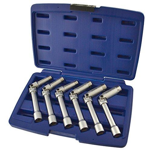 Extra Long Diesel Glow Plug Socket Set Universal Joint AT152 - Diesel Glow Plug Tester
