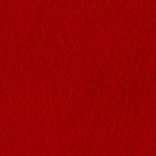 (Newcastle Fabrics Polar Fleece Solid Red Fabric by The Yard,)