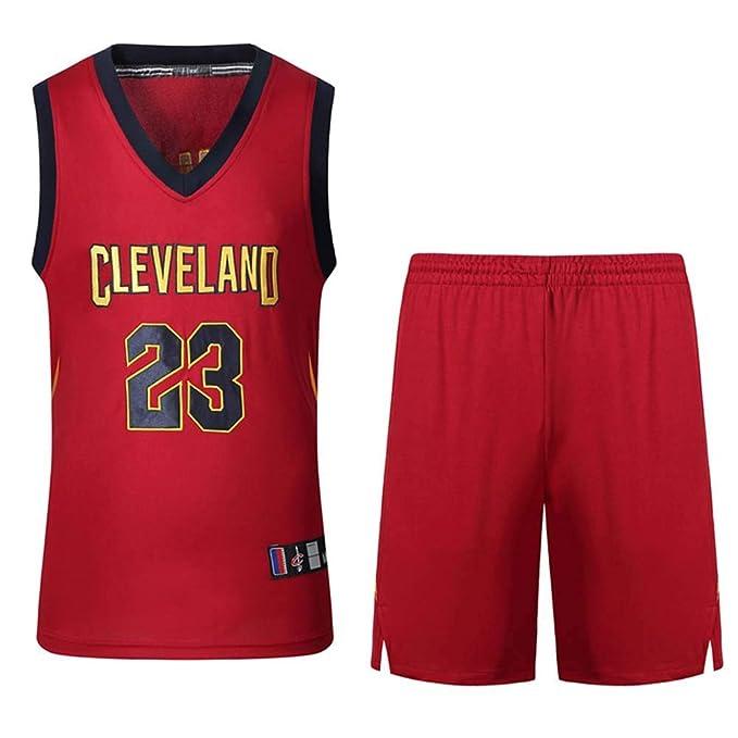 KSITH Jersey NBA Cavaliers # 23 James New Season Jersey De ...