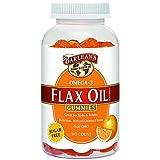 Cheap Barlean's Organic Oils Flax Gummies, 90 Count