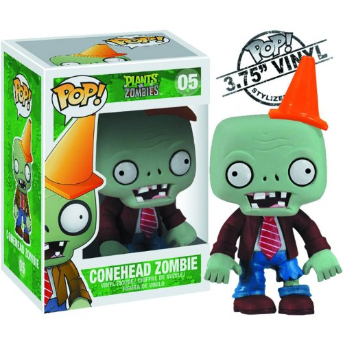Funko Pop Plants vs Zombies: Conehead
