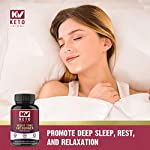 Health Shopping Keto Vida Weight Loss Fat Burner for Night Time to Suppress Appetite and Reduce Cravings;