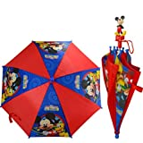 Disney Mickey Mouse Kids Umbrella with Molded Handle