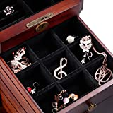 Rowling Extra Large Wooden Jewelry Box/Jewel Case