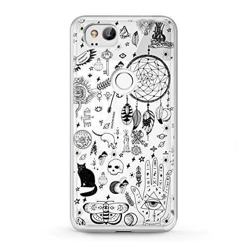 Lex Altern TPU Case for Google Pixel 3a 3 XL 2 inch 5