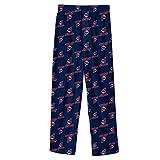 MLB Infant/Toddler Boys' Cleveland Indians Printed Pant, Navy, Medium
