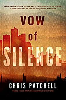 Vow of Silence (The Jill Shannon Murder Series Book 2) by [Patchell, Chris]