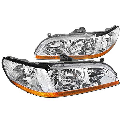 99 accord 4 door headlights - 5