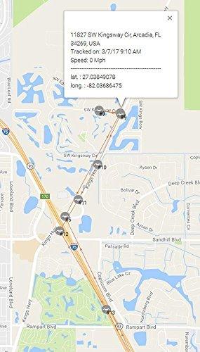 Trackimo TRKM007 Car/Marine GPS Tracker with GPS/GSM/Wi-Fi/BT Hybrid tracking and 12V Accessory Kit by Trackimo (Image #6)