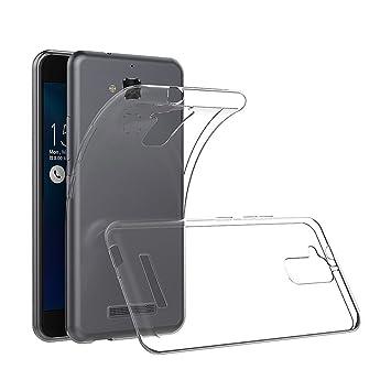 Carcasa Asus Zenfone 3 Max Funda Transparente Antigolpes ...