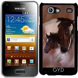Funda para Samsung Galaxy S Advance (i9070) - Madre Y Child2 by Illu-Pic.-A.T.Art