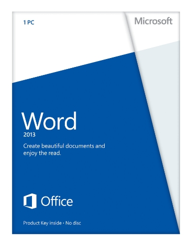 Microsoft Word 2013 Download