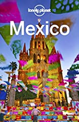 Lonely Planet: The world's leading travel guide publisher  Lonely Planet's Mexico is your passport to the most relevant, up-to-date advice on what to see and skip, and what hidden discoveries await you. Gather all your senses and dive head-fi...