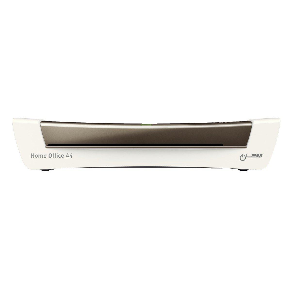 Plastificadora A4 Leitz WOW 73680089 iLam color gris met/álico