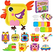 Vary Toys Arts and Crafts for Kids - Paper Plate Craft Kits