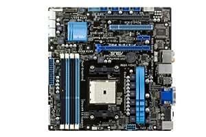 ASUS F1A75-M Pro -F1 Socket - A75 - SATA 6Gbps and USB 3.0 - mATX AMD (Hudson D3) Micro ATX DDR3 1800 AMD - FM1 Motherboards