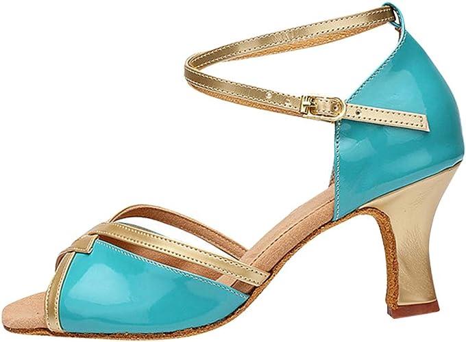 Sandales Femme Gtagain Chaussures Talon Danse de Hauts v8w0Nnm