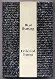Collected Poems, Basil Bunting, 0192118781
