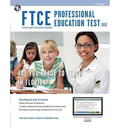 Read Online Are You Ready To Teach In Florida FTCE Professional Education Test (Paperback) - Common pdf