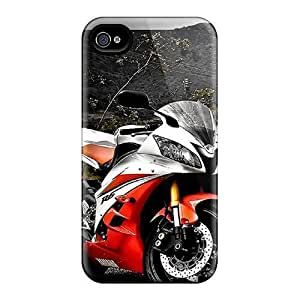 For Pollary Iphone Case, High Quality For Samsung Galaxy S6 Case Cover Yamaha R6 Skin Case Cover
