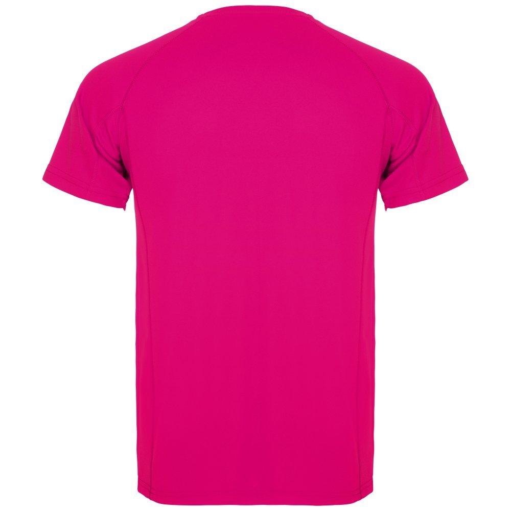 Roly Camiseta técnica para niños Montecarlo, Rosa Oscuro: Amazon ...