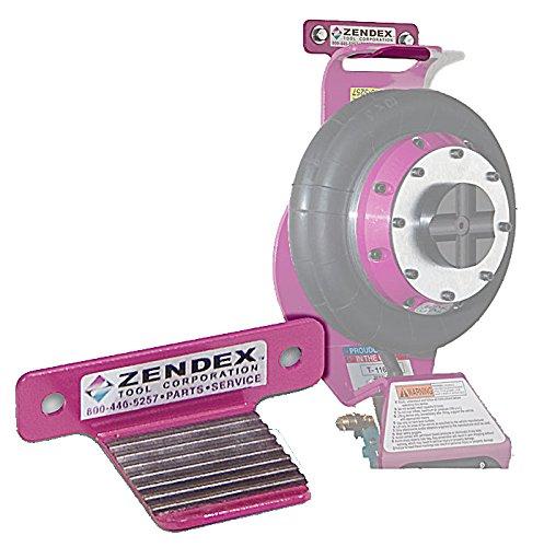 105 PSI Air Pressure 6.812 Height Triple Bag 12 Diameter 18 Full Extension Zendex Tool TBT3 RakJak Pneumatic Jack 3 Ton Capacity